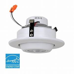 4 Inch Led Gimbal Downlight