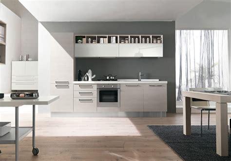 cocinas lineales nada presuntuosas cocinas  estilo