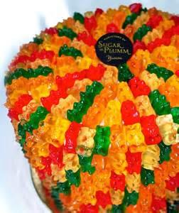 Gummy Bear Cake Ideas