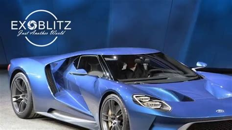 New Car 2016 Ford Gt Supercar Details Overview Price And