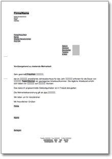 bewilligung von teilzeitarbeit  musterbrief