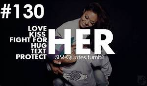 BEST LOVE QUOTES TUMBLR FOR HER image quotes at ...
