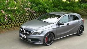 Mercedes 45 Amg : mercedes a 45 amg first drive youtube ~ Maxctalentgroup.com Avis de Voitures