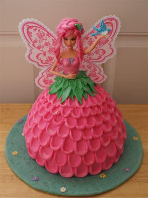 barbie fairy cake cakecentralcom