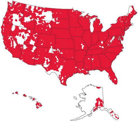 Oohub Image Coverage Map For Jitterbug - Jitterbug coverage map