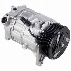 Ac Compressor  U0026 A  C Clutch For Nissan Altima 2007 2008