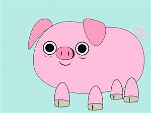 How to Draw a Pig: 14 Steps (with Pictures) - wikiHow