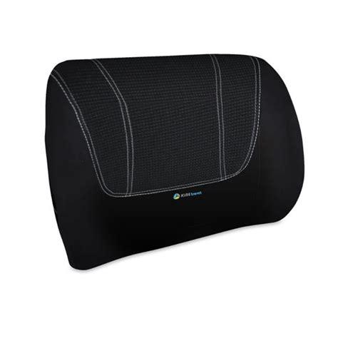 protection dos de siege voiture coussin lombaire ergonomique kiné travel feu vert