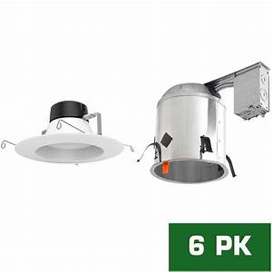 Envirolite in led recessed remodel housing with