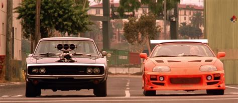 fast and furious 1 39 furious 7 39 coolest cars from 39 fast and furious
