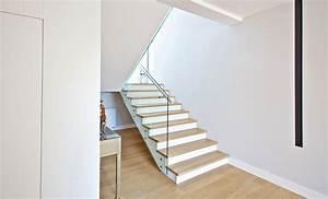 Holzstufen Auf Beton : treppenbau heinlein plz 95491 ahorntal betontreppe mit ~ Michelbontemps.com Haus und Dekorationen