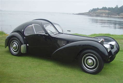 A 1936 bugatti type 57sc atlantic was sold to an undisclosed buyer, auction house gooding & co. 1936 Bugatti Type 57SC Atlantic sells for $34 million+ - Photos (1 of 3)