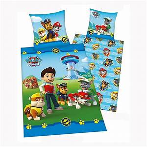 Paw Patrol Set : paw patrol official duvet cover sets various designs kids bedroom bedding new ebay ~ Whattoseeinmadrid.com Haus und Dekorationen