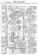 1970 Challenger Wire Diagram