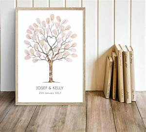 Arbre A Empreinte : je veux un arbre empreinte mariage pour ma journ e sp ciale ~ Preciouscoupons.com Idées de Décoration