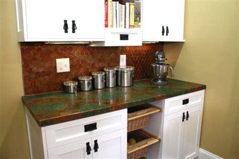 Copper Counter Tops   Copper Countertop