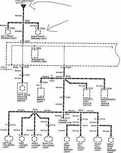 1996 Honda Civic Rear Wiring Harness Schematics