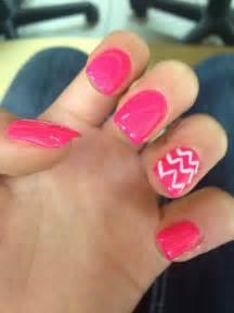Cute acrylic nail design nails
