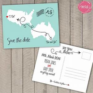 8 travel themed save the dates perfect for a destination With destination wedding invitations magnets