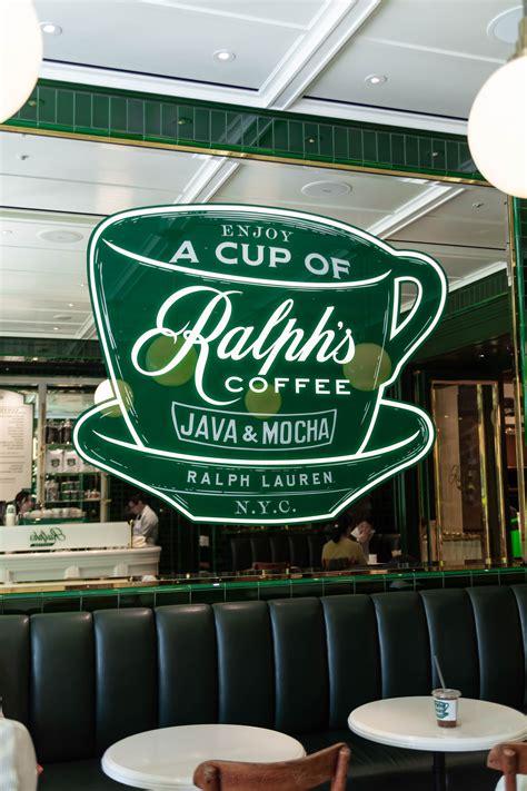 Ralph lauren is opening london's preppiest bar and coffee shop. Luxury Restaurants of the World: Ralph's Coffee by Ralph Lauren in Tokyo - Annie Fairfax