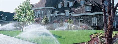 landscape sprinkler system windsor lawn sprinkler serving central new jersey