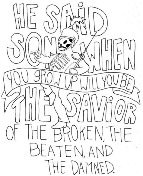 lyrics draw  band  pinterest