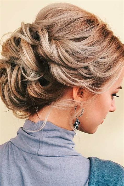 Medium Updos Hairstyles by 36 Trendy Updo Hairstyles For You To Try Updo Hair