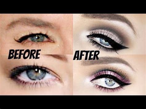 ultimate cut crease tutorial  hooded eyes