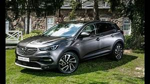 Opel Grand Land X : new opel grandland x ultimate 2018 review and drive youtube ~ Medecine-chirurgie-esthetiques.com Avis de Voitures