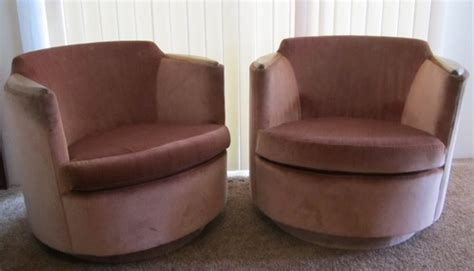 Swivel Club Chair Slipcover