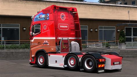 ronny ceusters volvo fh   truck ets mod