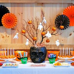 Schöne Halloween Bilder : halloween kinderparty machen 66 bilder ~ Watch28wear.com Haus und Dekorationen