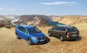 Dacia Logan Mcv Stepway 2017 : gen ve 2017 dacia logan mcv stepway le break baroudeur low cost photo 6 l 39 argus ~ Maxctalentgroup.com Avis de Voitures
