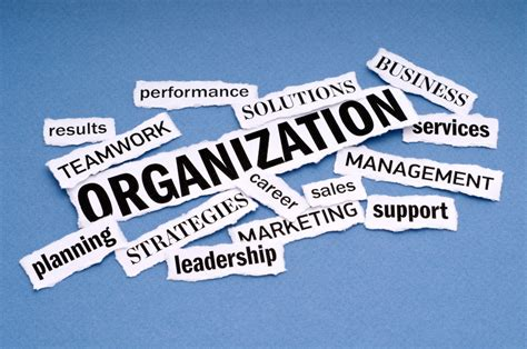 Organization Business 8 important principles of quality management in an