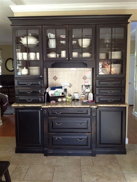 built in china hutch 25 best ideas about built in hutch on built