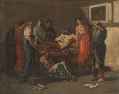 cuisine delacroix possible 19th century masterpiece found hiding in santa