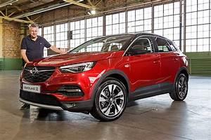 Opel Grandland X Rot : opel grandland x 2017 test bilder ~ Jslefanu.com Haus und Dekorationen