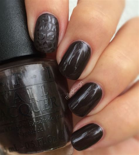 love is hot and coal opi opi love is hot and coal nails pinterest opi brown