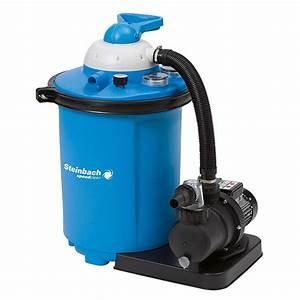 Filteranlage Für Pool : steinbach sandfilteranlage speed clean comfort 75 filterleistung 8 m h geeignet f r 40 m ~ Orissabook.com Haus und Dekorationen