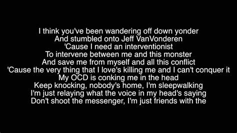 Monster Lyrics - Eminem ft. Rihanna - YouTube