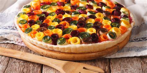 cuisiner les fleurs de courgette tarte aux fleurs de carottes et courgettes mes recettes faciles