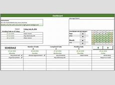Free ToDo List template in Excel to create & manage tasks
