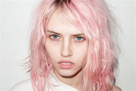 The Fabulous Stains New Charlotte Free By Terry Richardson