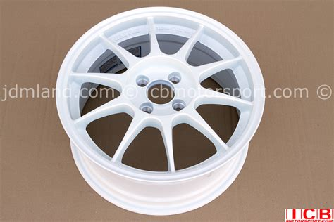 Enkei Sport ES Tarmac 16X7 4H-100 +40 Offset White SOLD OUT!