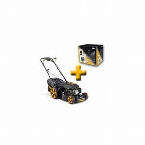 Tondeuse Mc Culloch M53 : tondeuse mcculloch m53 160 awrpx moteur honda kit de ~ Dailycaller-alerts.com Idées de Décoration