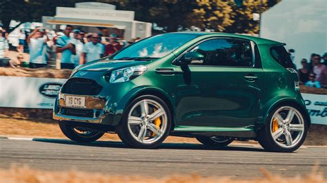 aston martin cygnet  review bhp city car tested