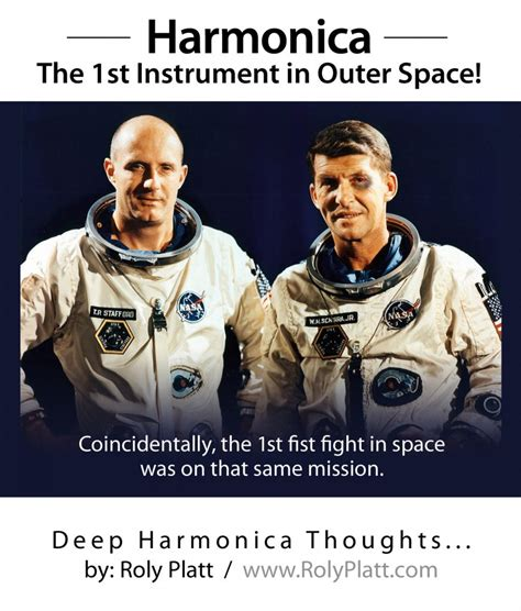 Space Bar Jokes: Harmonica Jokes... 1st Instrument In Outer Space