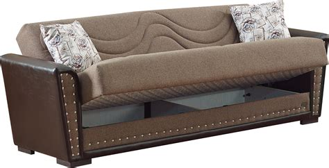 Sofa Stores In Toronto by Toronto Brown Fabric Sofa Bed By Empire Furniture Usa