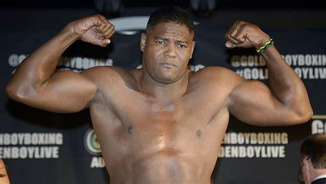 Ortiz Calls Out Joshua Wilder Fight Sports