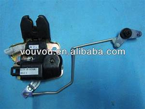 Trunk Lid Lock Actuator For Mazda 323 Family Bj After 2005